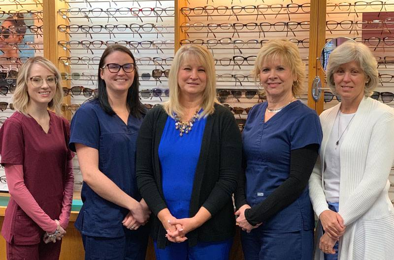 butler eye care staff 2