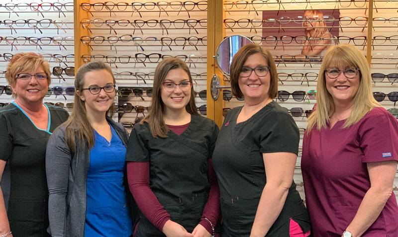 butler eye care staff
